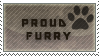Proud Furry Stamp by TalonEX