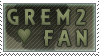 Grem 2 Fan Stamp by TalonEX