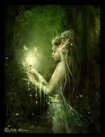 Lady of the swamp by Lillucyka