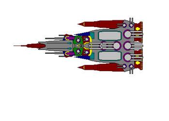 Starship1 by lorddolzakhyron