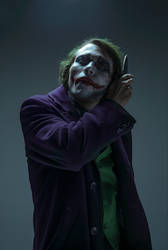 The Dark Knight : Joker