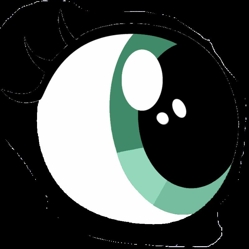 my little pony petalberry eye vector by jolteongirl on deviantart rh jolteongirl deviantart com clipart eyeball vector eyeball blood vector