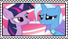 Twixie Stamp by jolteongirl