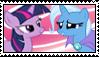 Twixie Stamp by jolteongirl