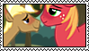 Trendermac Stamp by jolteongirl
