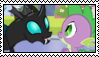 Spikethorax Stamp by jolteongirl