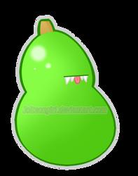 Pear doodle