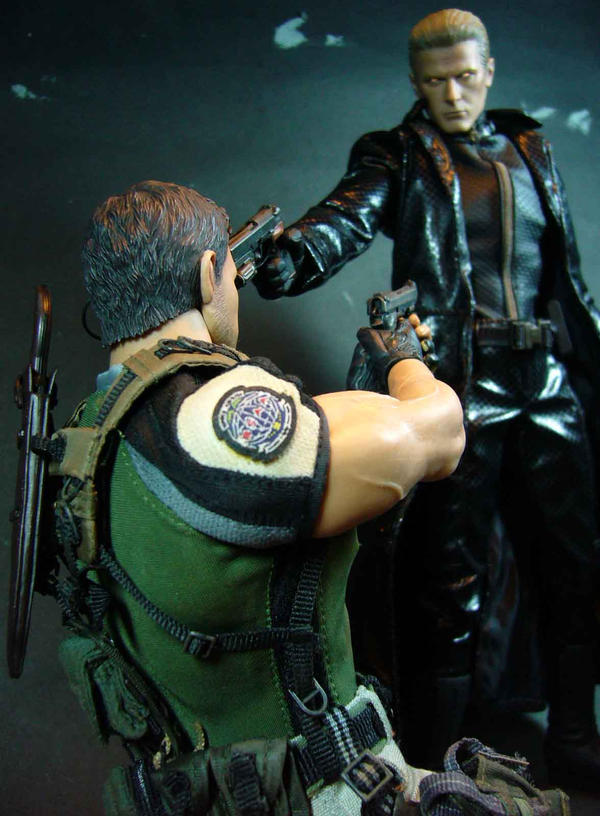 Wesker 15 by twohand