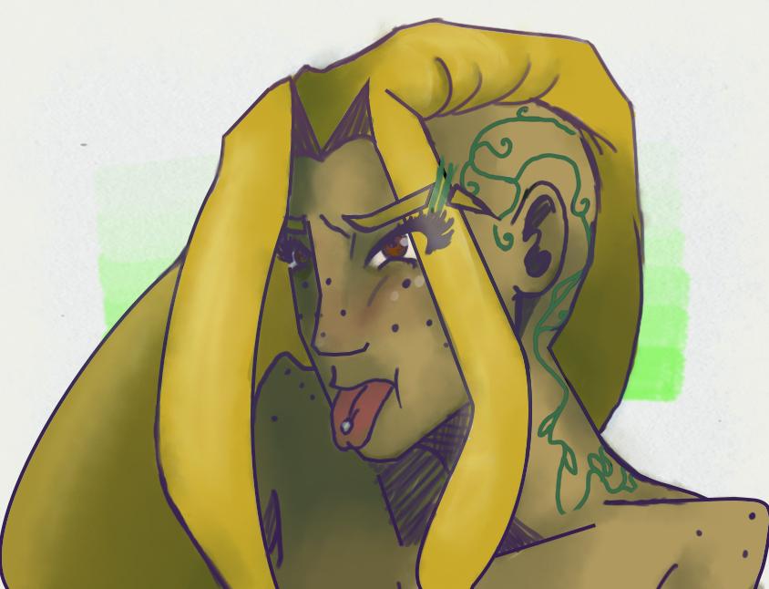 Cressichiya by kage-kunoichi