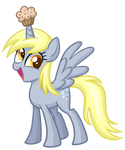I am Princess Derpy, I have come for your muffins!