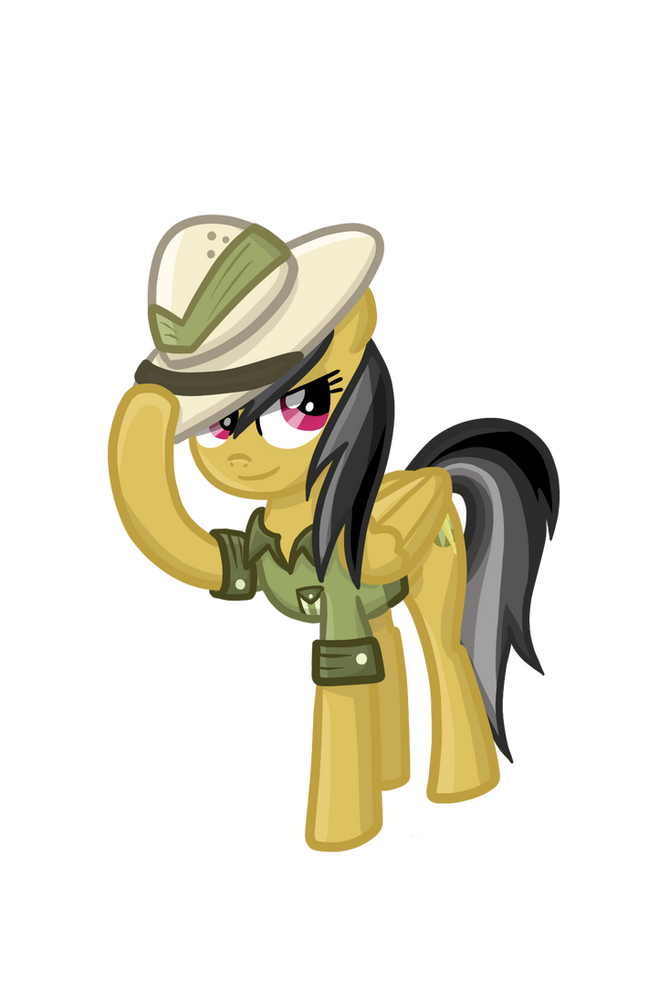 Daring Do by TheCheeseburger