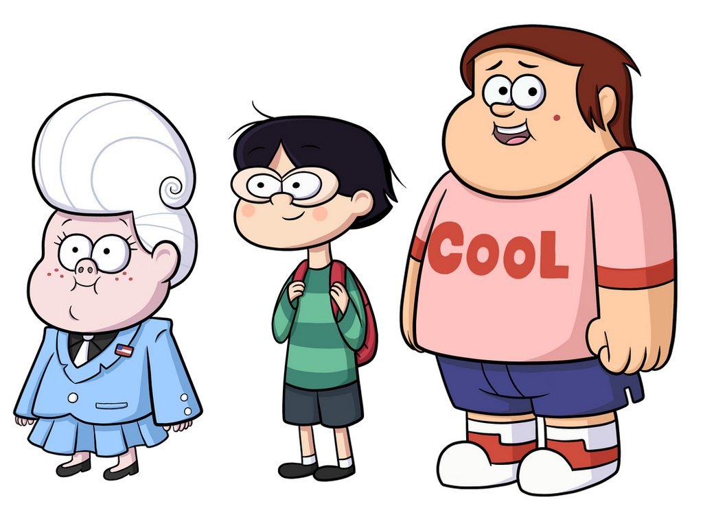 Gravity falls gender swap