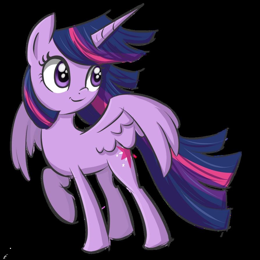 Starbutt: The Magic Friendship Horse by TheCheeseburger