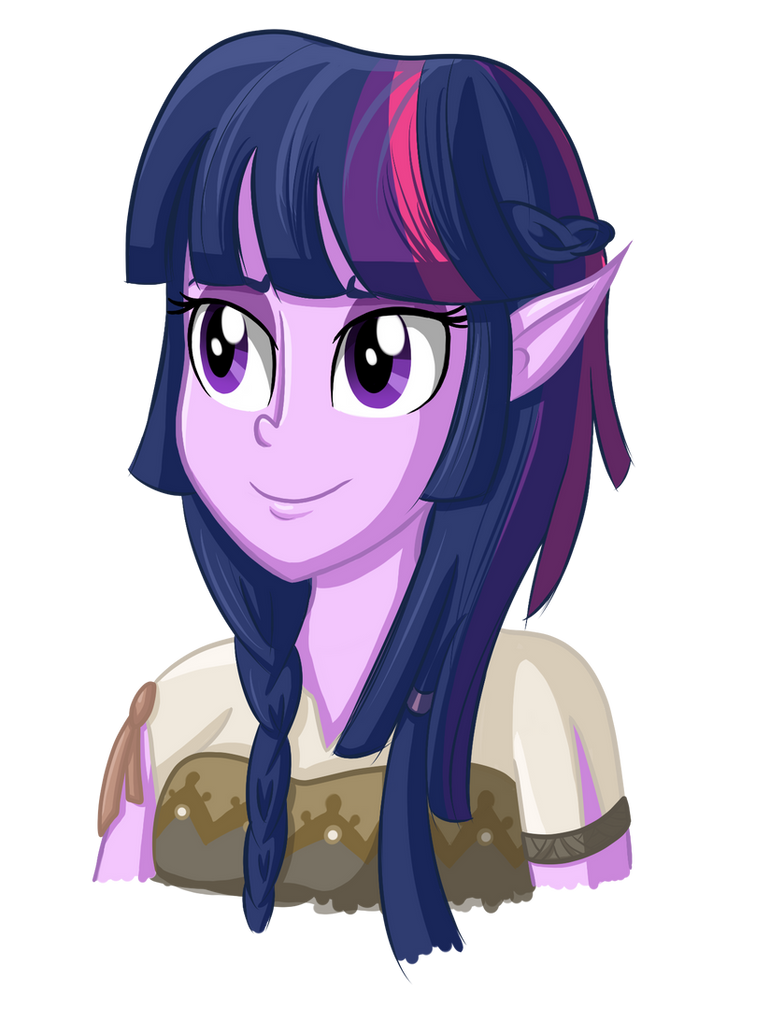 Elf Twilight by TheCheeseburger