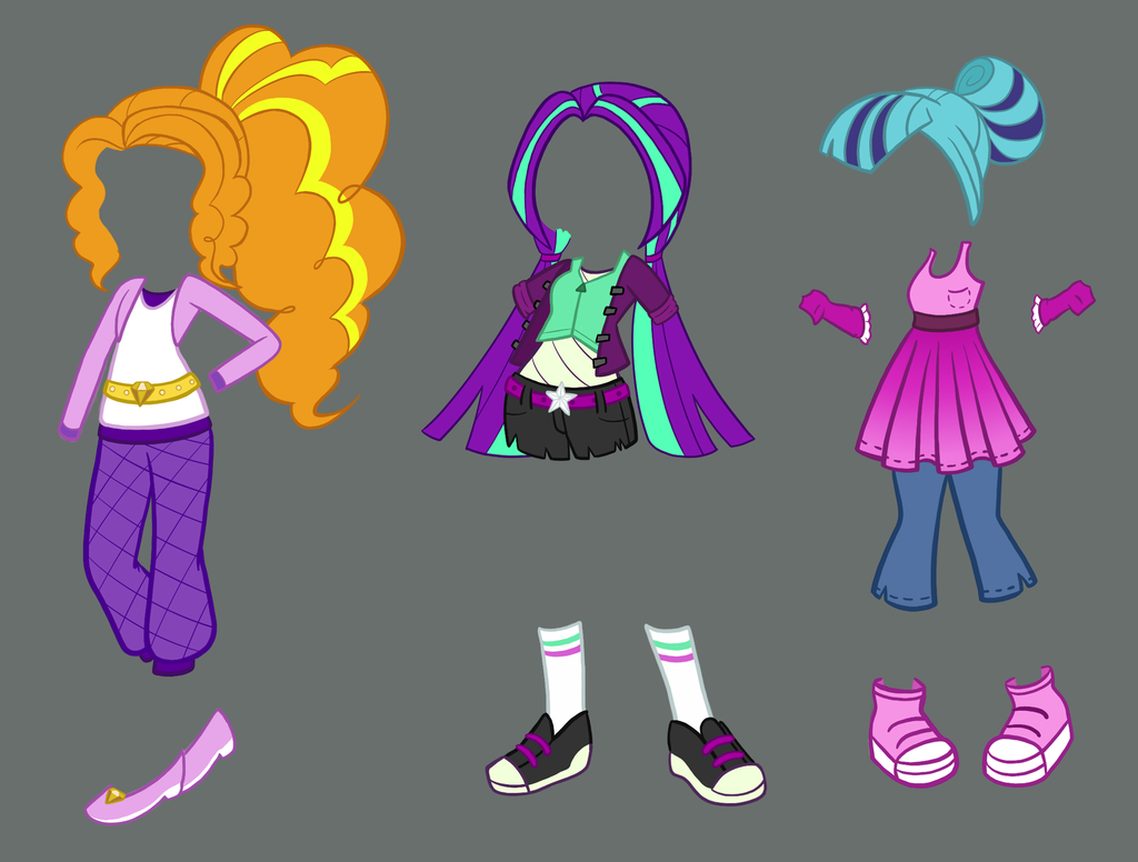 Dazzling Outfit Ideas by TheCheeseburger on DeviantArt