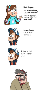 Don't be Stupid Dipper
