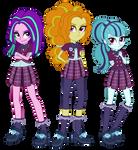 Shadowbolts Dazzlings