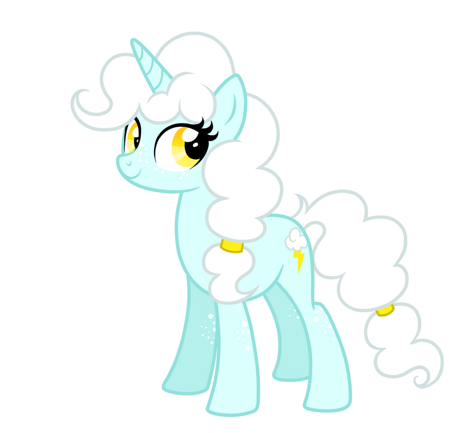 Cloud Tuft by TheCheeseburger