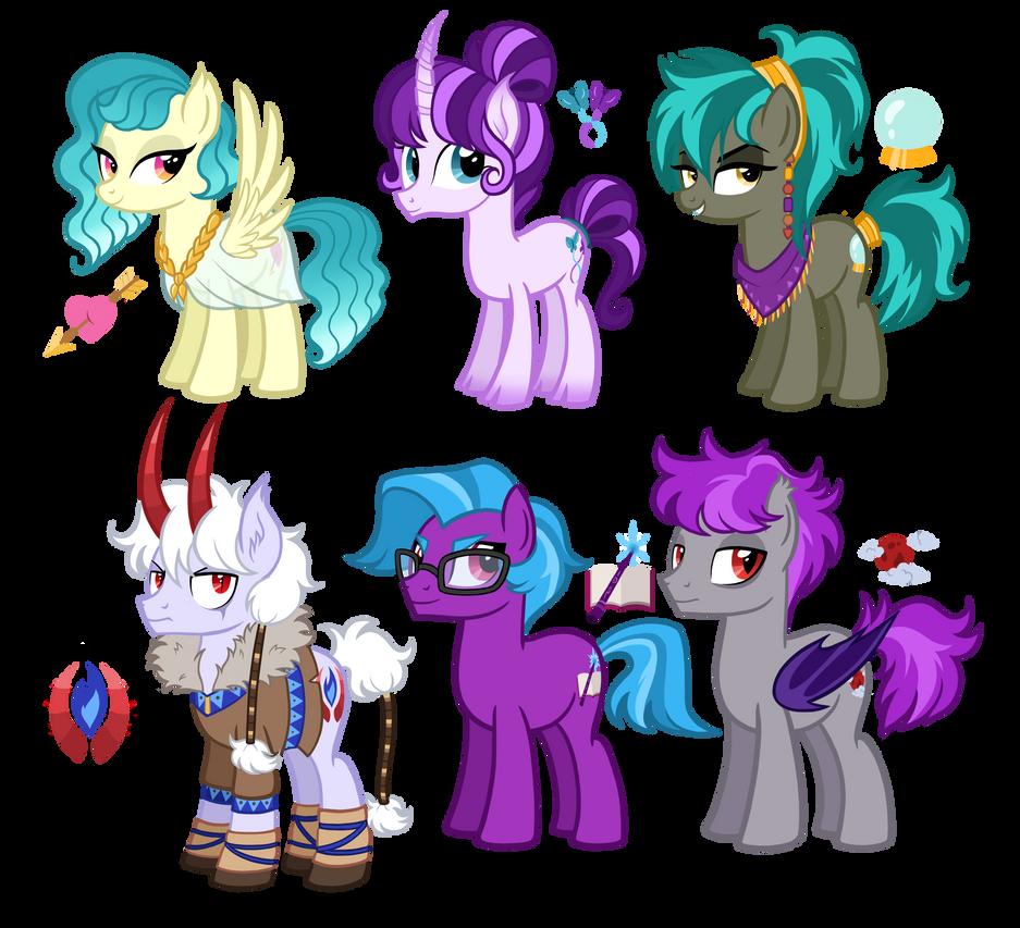 OC Ponies 5