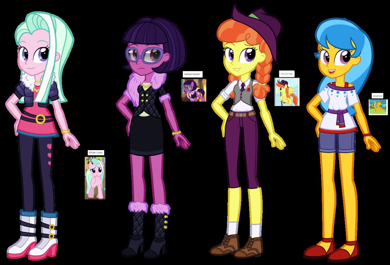 Background Ponies Appreciation Club - Fan Clubs - MLP Forums