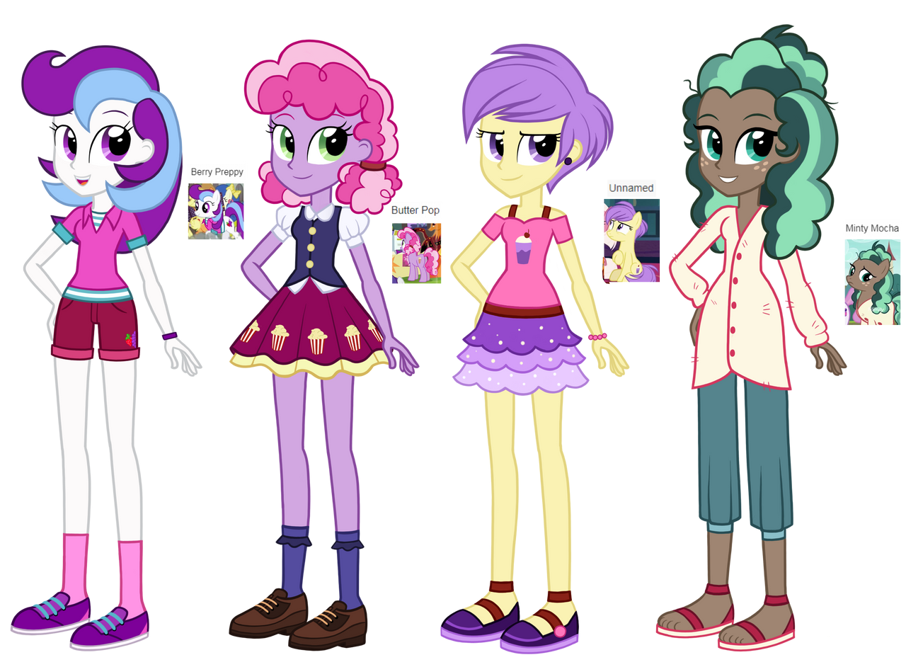 Equestria Girls: Holiday Unwrapped 1001 Animations by