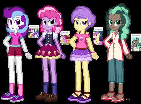 Some Equestria Girls 4