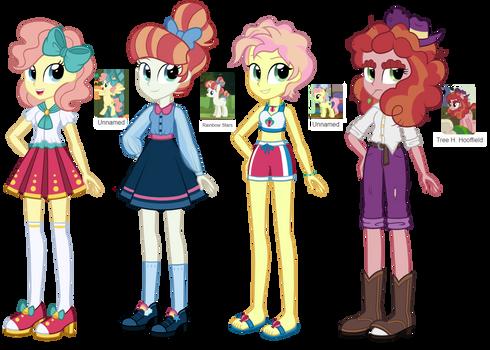 Some Equestria Girls 5