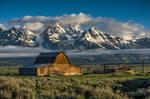 Teton Sunrise 2170