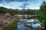 Sprague Lake Sunrise 6677