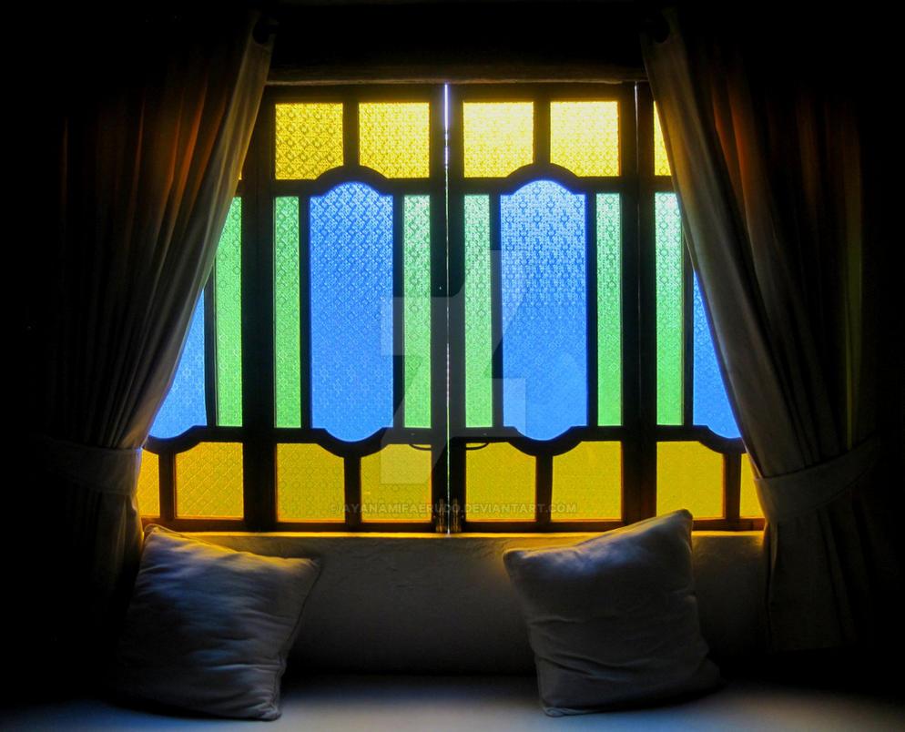 Window by ayanamifaerudo