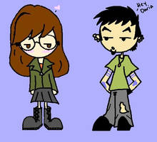 Daria and Trent by CherryBlossomFox