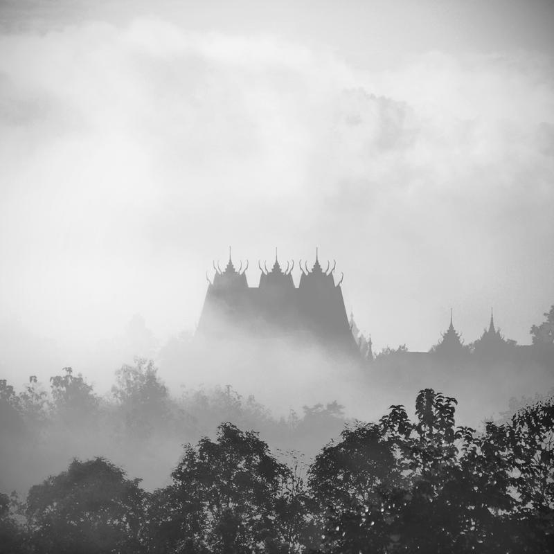 In the mist by arthika