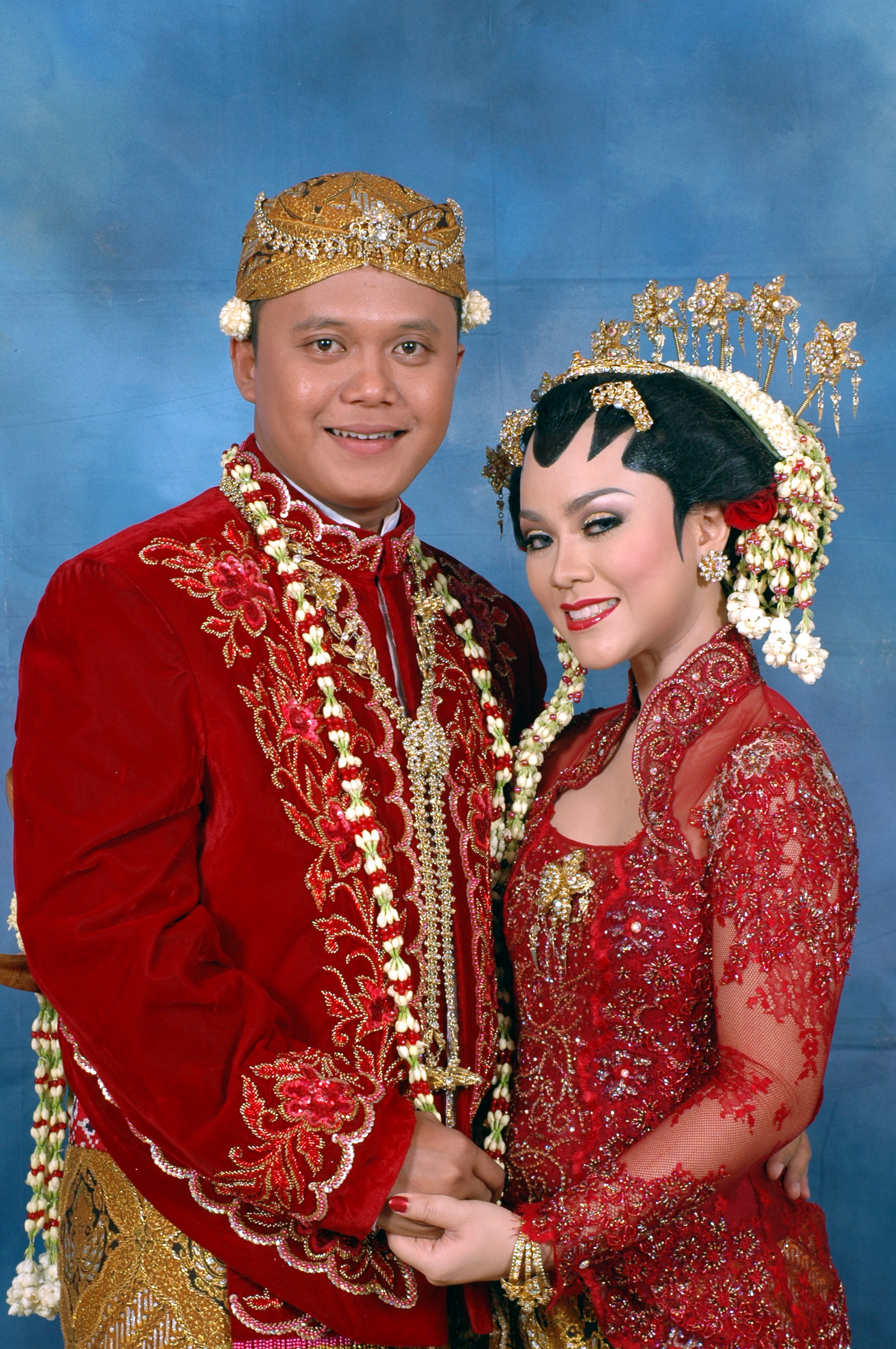 Traditional Javanese Wedding Dress Ideas