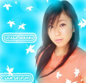 UTADA HIKARU by riceman429