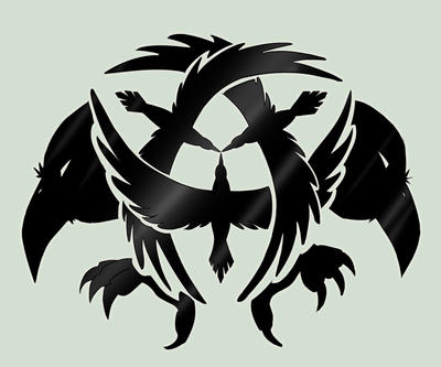 CROW symbol by Death-by-Papercuts on DeviantArt