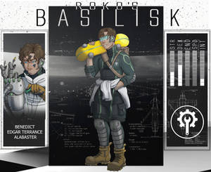[RB] Mechanic - Benedict.E.T.Alabaster