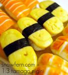 1 3 tamago sushi