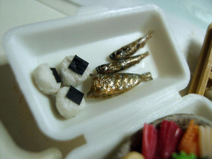 1 12 saba shisamo onigiri by Snowfern
