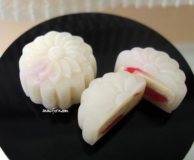 Snow Skin Mooncake Recipes — Dishmaps