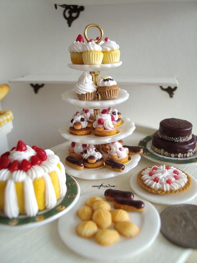 1-12 marie antoinette pastries by Snowfern