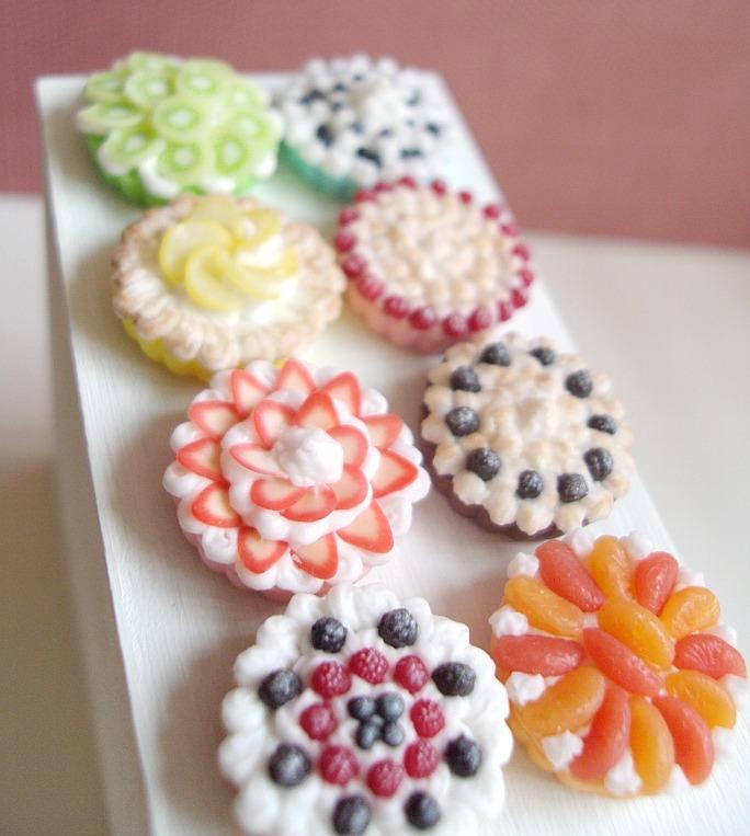 1-12 fruit tarts by Snowfern