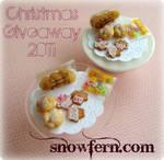 Christmas Giveaway 2011