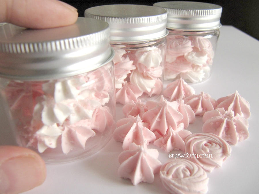 1-3 Jars of Meringues Preview by Snowfern