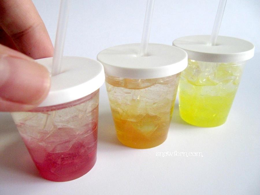 1-3 Large drinks by Snowfern