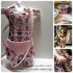 DIY Dress Form Walkthrough