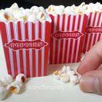 1:3 miniature Popcorn