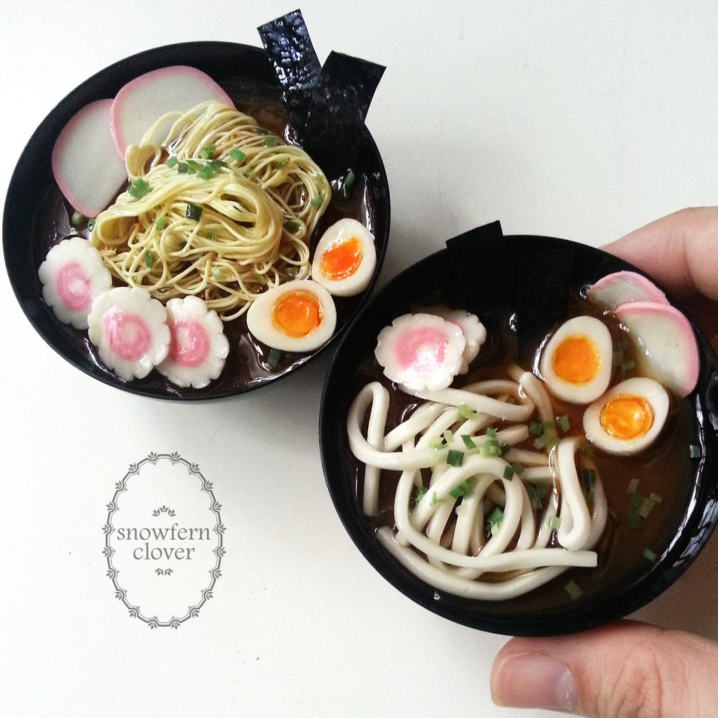 1:3 scale Narutomaki, Ajitsuke Tamago Ramen/Udon by Snowfern