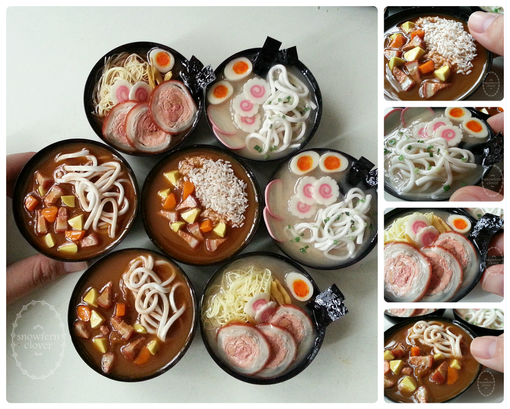 July 2014 Noodles Pre-order - Completed by Snowfern