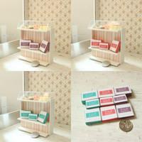 1:12 scale miniature Bakery Box printable