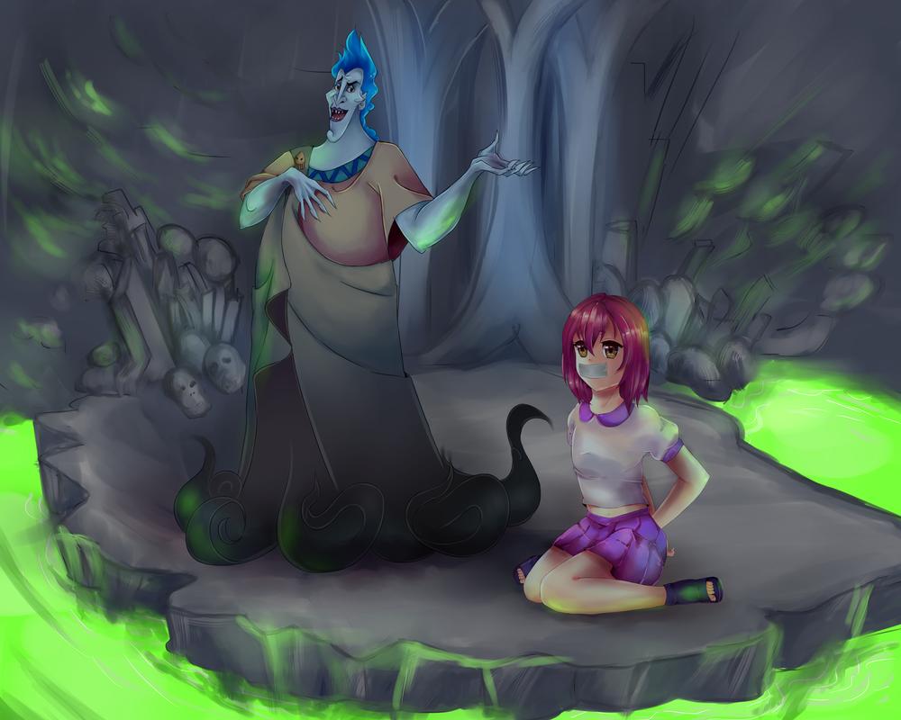 Fnaf Kidnapped Princess Deviantart: Kidnapped By Hades By Redwallfan2000 On DeviantArt